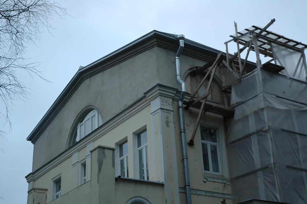 Ремонт фасада в москве цены